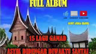 LAGU GAMAD - 15 LAGU NONSTOP (ODI MALIK) - (FULL ALBUM)