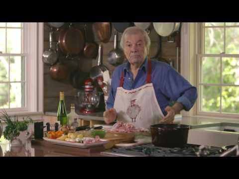 Jacques Pépin Chicken Jardinière Recipe