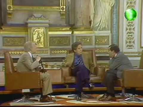 Octavio Paz y Jorge Luis Borges sobre La Poesía en Nuestro Tiempo 1/2