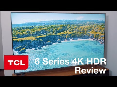 """TCL 6 Series 65"""" 4K HDR Review - Best """"Budget"""" Dolby Vision TV?"""