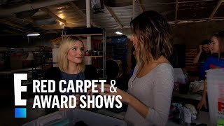 Kristen Bell on Helping the Homeless With Charity Work | E! Live from the Red Carpet