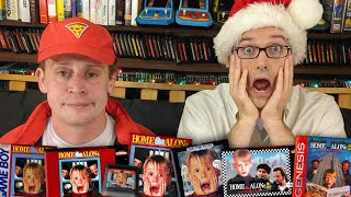 Home Alone Games with Macaulay Culkin - Angry Video Game Nerd (AVGN)