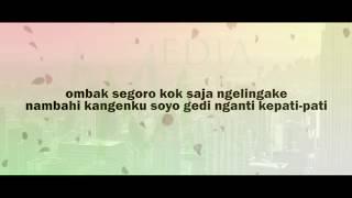 Sayang 2 - Nella Kharisma   Via Vallen Cover Reggae Ska Version [ Lirik ]
