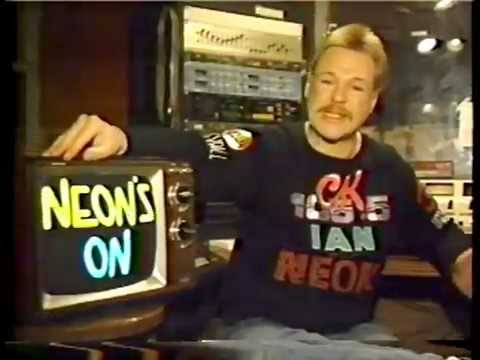 NEON'S ON - WNEM TV5 - Flint, Michigan 1992