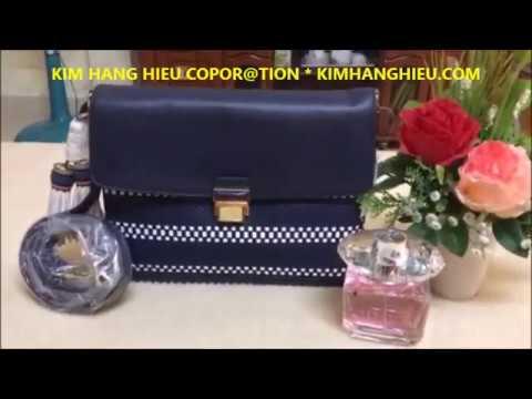 dd5fa3846 TÚI PARFOIS XỊN CHUẨN AUTH - YouTube