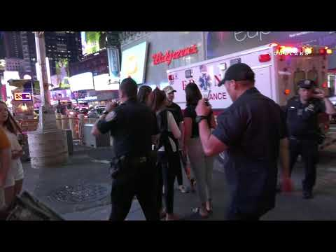 PREVIEW: Israelites VS Israelis.1 Arrest, 2 Injured In Times Square BRAWL