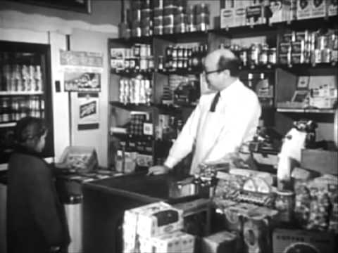 1950s US Social Welfare System: Your Social Security 1940 - CharlieDeanArchives / Archival Footage