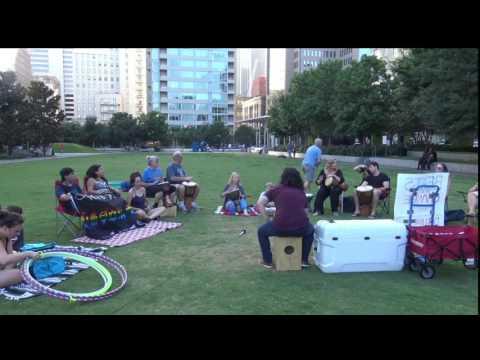 Drum Jam For Dallas (Full Version,) 2016.07.17