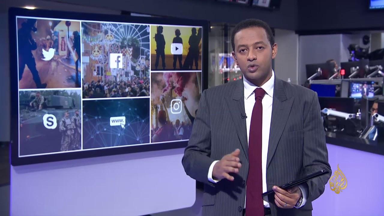 الجزيرة:نشرة الثامنة- نشرتكم 21/9/2017