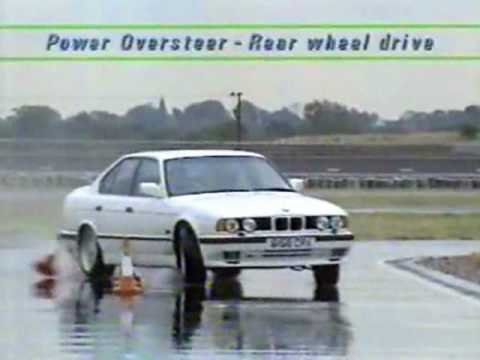 How To Get Oversteer On A Front Whell Drive Car