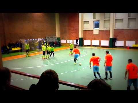 "Clever Futsal Goal/ Salės futbolas Panevezio ""SK BALTIJA""- HomeWork HD"