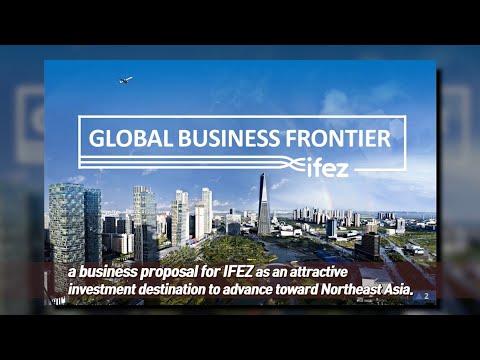 [Invest KOREA] Incheon Free Economic Zone Authority Investment Promotion IR 图片