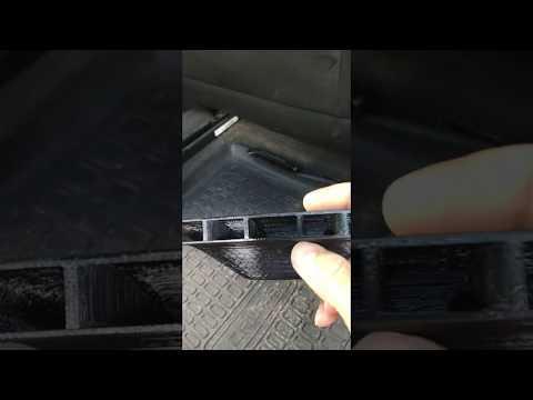 Воздуховоды для пассажиров Chevrolet Cruze V2