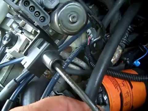 8792 Cadillac Allante high pressure brake hose
