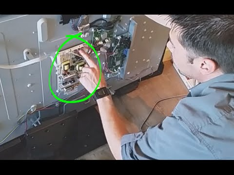 How to fix TV after power surge