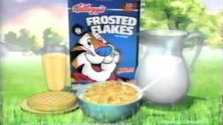 Frosted Flakes and Chuck E. Cheese (Spanish dubbed) - 2002