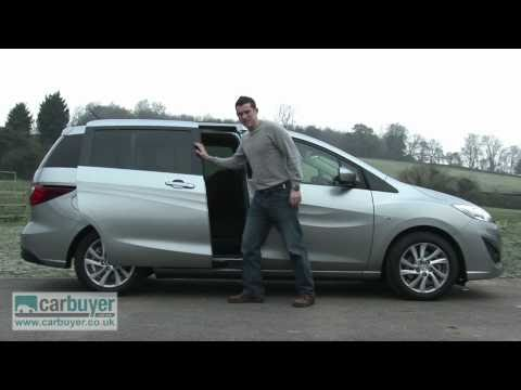 Mazda5 MPV review - CarBuyer