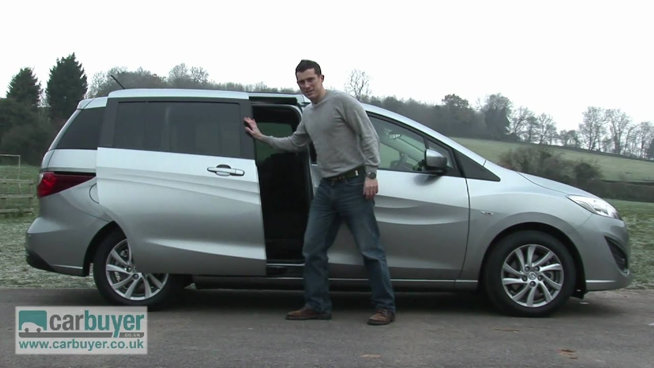 Mazda5 Mpv Review Carbuyer Youtube