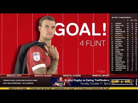 Bristol Sport TV - Goal GIFs inspire junior fans