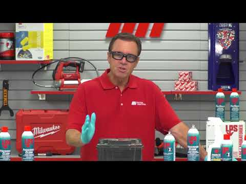 Tom's Toolbox - LPS - LPS Precision Clean and LPS 3 Premier Rust Inhibitor
