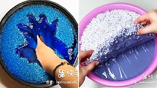 Relaxing Slime Compilation ASMR | Oddly Satisfying Video #3