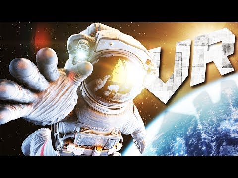 Virtual Reality Space Survival! - Star Shelter Gameplay - VR HTC Vive