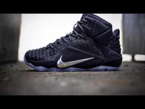 online store d9a03 9ba72 Nike Lebron 12  13