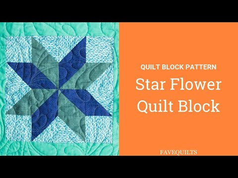 33 Free Star Quilt Patterns | FaveQuilts com