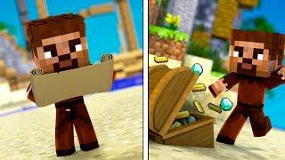 ARDA HAZİNE BULDU! 😱 - Minecraft