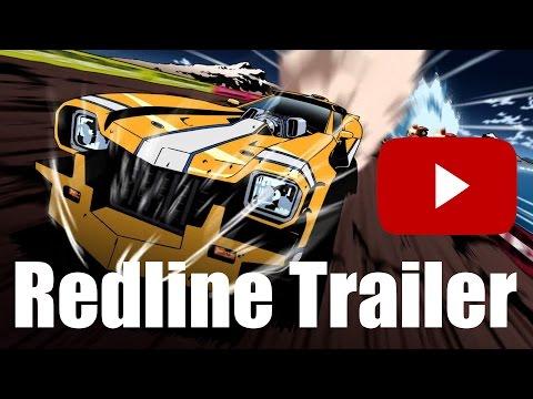 Redline (2009) - Trailer (Fanmade)