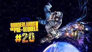Босс: Тангустина Зарпердон ● Borderlands: The Pre-Sequel #20