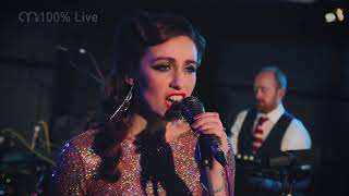 Roxie's Retro Jukebox - 'No Diggity' / Blackstreet (Cover) Live In Session with Alive Network