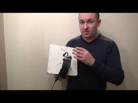 Комплект усиления мобильного интернета 3G/4G/LTE MIMO
