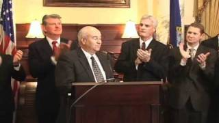 Jan 18, 2011: Governor Otter Names Senator Bob Geddes Tax Commission Chairman