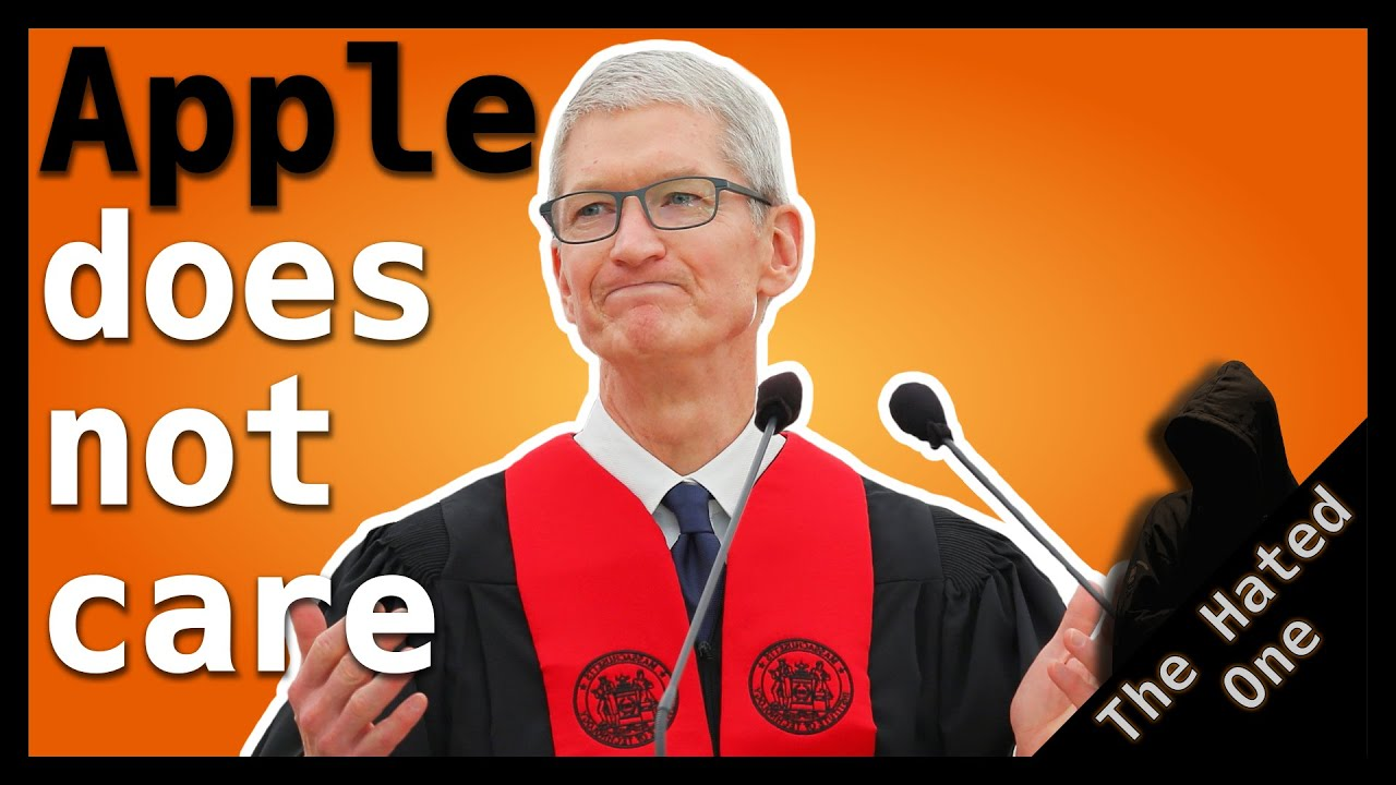 Apple doesn't actually care about your privacy