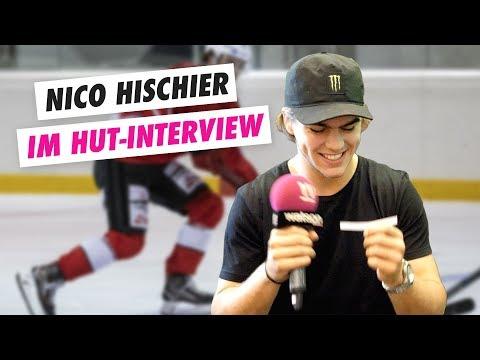 Nico Hischier Im Hut-Interview