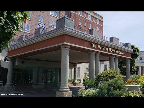 Westin Nova Scotian, Halifax, Canada - Review Of Junior Suite 258