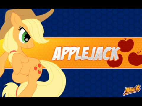 MLP: Fighting Is Magic - Applejack's Theme (Super-Extended Version)