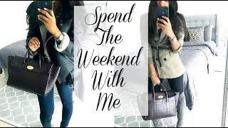 SPEND THE WEEKEND WITH ME   H&M HAUL, SHOPPING, SPEAKING AT AN EVENT & CLUBBING #MINDSETHACK