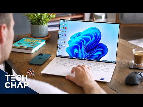 Dell XPS 15 9510 Review - Big RTX 3050 Ti & OLED Upgrade!