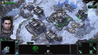 [문힐부대]스타크래프트 II: 노바 비밀 작전 (Nova Covert Ops) 캠페인 미션 2. 기습 공격(…