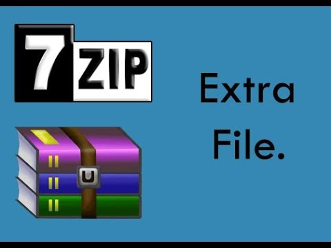 How To Extract 7z File Easy ||  How To Open 7z File / Rar File ||  Extract 7z Rar Zip Files