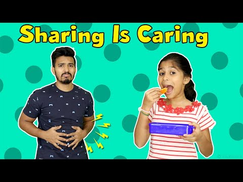 Sharing Is Caring Moral Story | Pari's Lifestyle