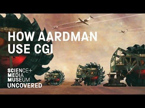 Aardman Expression Lab: Mathew Rees Talks CGI