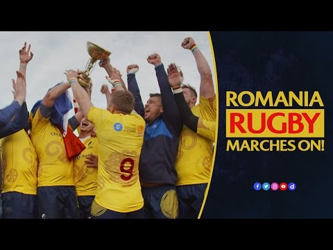Romania's seven year drought ends in style