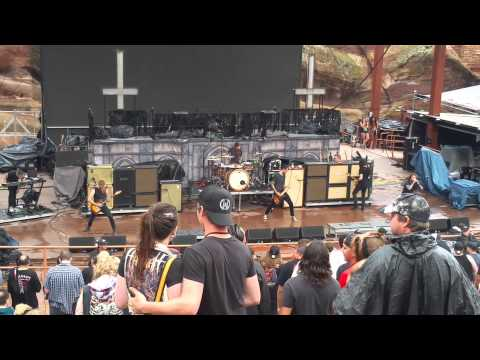 Rockstar Energy Mayhem Festival The Devil Wears Prada Live Full Set 7/5/15