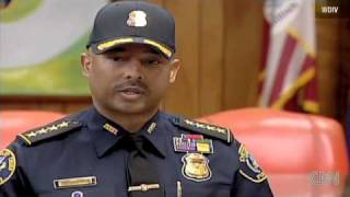 Detroit police raid wrong house kill child.flv