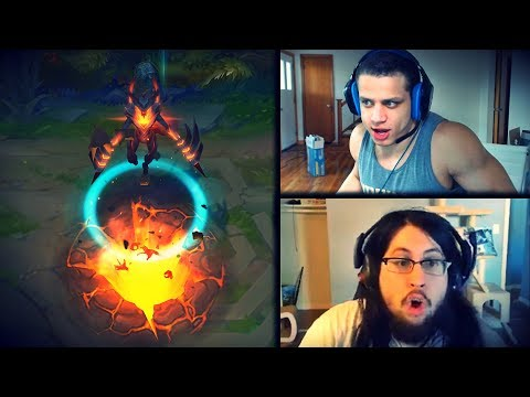TYLER1 REACTS TO HIGH NOON LUCIAN SKIN | FAKER DOES IT AGAIN | IMAQTPIE ON NINJA SUBS | LOL MOMENTS