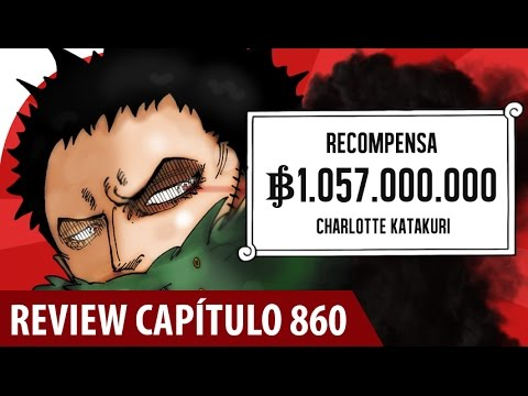 Review - One Piece 860 - JINBE ANUNCIA SUA MORTE! A MAIOR RECOMPENSA REVELADA!