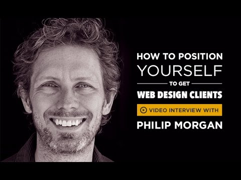 How To Position Yourself To Get Web Design Clients